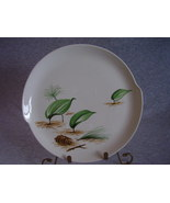 WS George Forest Floor Pine Cone Dinner Plate A - $10.00