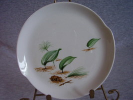 WS George Forest Floor Pine Cone Salad Cake Plate - $7.00