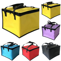 Large Portable Cool Bag Insulated Thermal Cooler For Food Drink Lunch Pi... - $14.99
