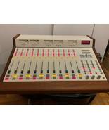 Radio Systems Millenium 12 channel Broadcast audio console, mixer - $2,296.44