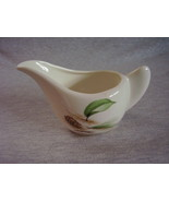 WS George Forest Floor Pine Cone Creamer A - $12.00