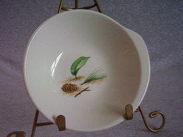 WS George China Forest Floor Pine Cone Berry Bowl B - $6.00