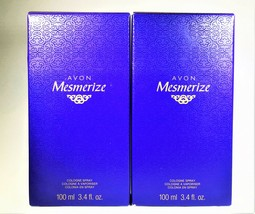 Mesmerize by Avon for Men, 3.4 oz Cologne Spray pack of 2 - $25.73