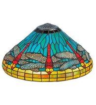 """Meyda Tiffany 10294 Dragonfly Lamp Shade, 16"""" Width - $237.60"""