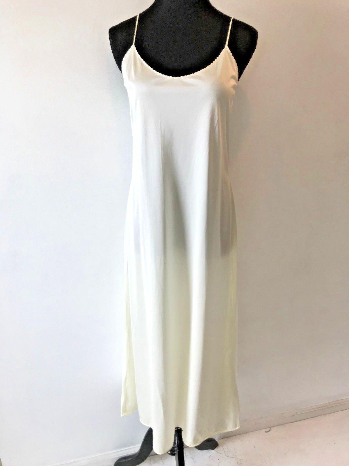 Vintage Vanity Fair 60s Silky Sheer Nylon Beige Romper Size 38 Usa Vintage