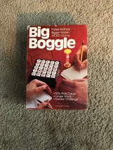 Vintage Big Boggle Game!!! - $26.00