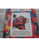 Better Homes and Gardens Patchwork & Quilting - $7.00