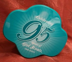 Celebrating 95 Years Of Girl Scouts (1912-2007) Collectible Cookie Tin Container image 1