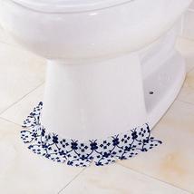 Honana TS-74 Creative Cartoon Toilet Base Sticker Waterproof Anti-foulin... - $11.99