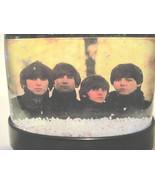 The Beatles For Sale Snowglobe John Paul George & Ringo Snowglobes Snow ... - $24.99