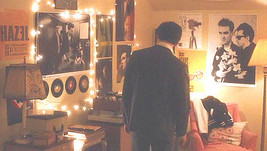The Smiths Poster 23x33 in Perks of Being a Wallflower Poster in Sam's Bedroom  image 2