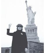 John Lennon Poster 24x36 inches New York City Statue of Liberty 61x90 cm... - $15.99