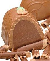 Philadelphia Candies Chocolate Meltaway Easter Egg, Milk Chocolate 8 Ounce Gift  - $13.81