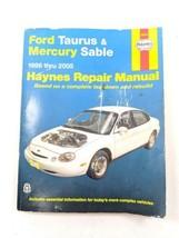 Haynes Ford Taurus & Mercury Sable 1996-2005 Repair Manual 36075 (shf2) - $12.99