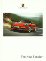 2009 Porsche BOXSTER sales brochure catalog US 09 S - $12.00