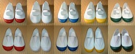 Real Japanese School Uniform Shoes, Uwabaki Slippers (Great for CosPlay ... - $23.99
