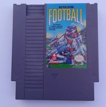 NES Play Action Football (Nintendo NES, 1990) Cartridge Only - $5.00