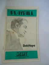 Bob Hope Tour Concert Program Book Programme Sunrise Theater 1977 FL - $9.99