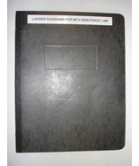 Ladder & Circuit Diagrams for Leadwell MCV-550S - $22.00