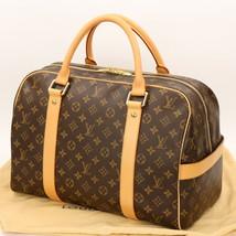 Auth Louis Vuitton Monogram Carryall Hand Bag MINT #01D356 MPRS - $1,544.40