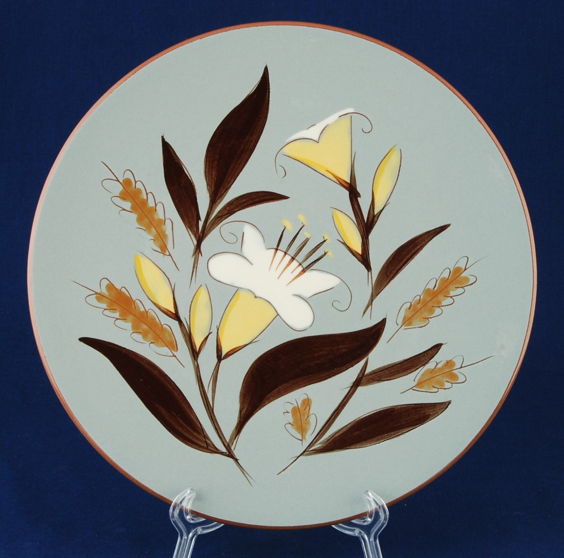 Primary image for Stangl Golden Harvest 10-inch Dinner Plate Excellent Condition