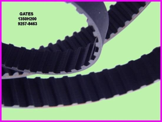 Primary image for ** Gates Synchronous PowerGrip Timing Belt 1350H200 / 92578463 NEW 9257-8463 *