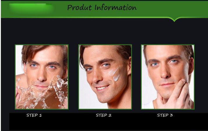 Skin Care Men Deep Moisturizing Oil-control Face Cream Hydrating Ageless Wrinkle image 7