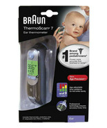 Braun ThermoScan 7 ExactTemp Ear Thermometer IRT6520US New BoX FREE SHIP... - $189.50