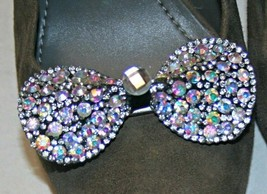 Bow Shoe Clips, Rhinestones Clips for Shoes (2 piece), Shoe Accessories,... - $7.99