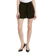 Kendall Kylie Casual Shorts, Black, S - $26.72