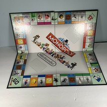 Hasbro 2010 Monopoly Nintendo Collector's Edition Game Board Only - $5.93