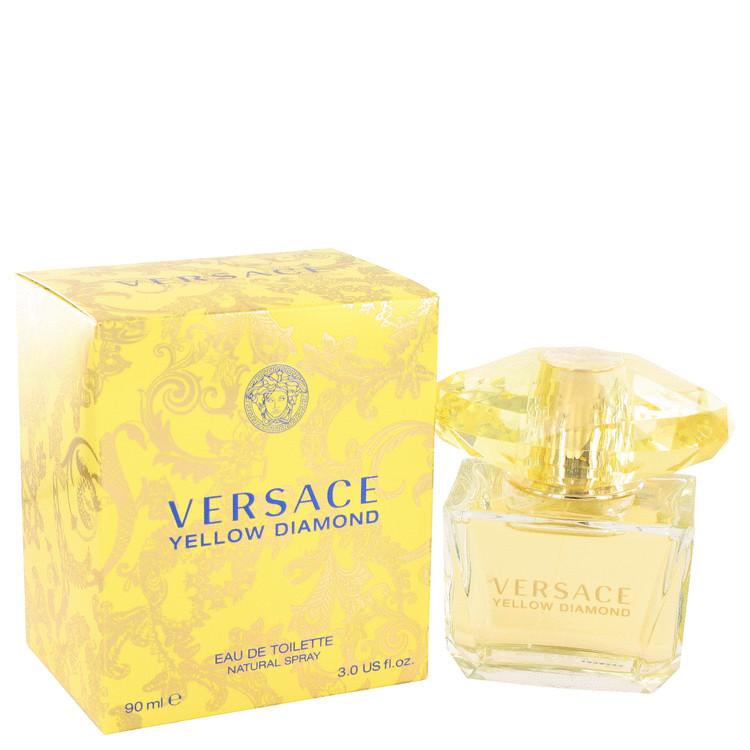 Versace yellow diamond 3.0 oz edt