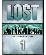 LOST the Complete First Season DVD  EUC - $5.36