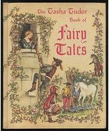 Book Of Fairy Tales: Selected, Edited and Illustrated by Tasha Tudor Tud... - $23.75