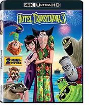 Hotel Transylvania 3 [4K Ultra HD+Blu-ray] (2018)