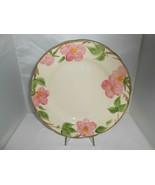 """Franciscan Desert Rose Dinner Plate 10 1/2"""" Made In England - $9.50"""