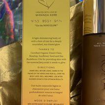Kora Organics NEW IN BOX SUN KISSED GLOW BODY OIL 3.38fl. oz. SHADE: LIGHT image 5