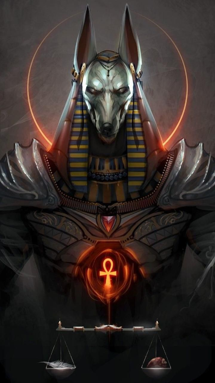 Primary image for Haunted Direct soul Binding Egyptian God Anubis extreme DARK POWERS
