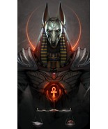 Haunted Direct soul Binding Egyptian God Anubis extreme DARK POWERS - $277.77