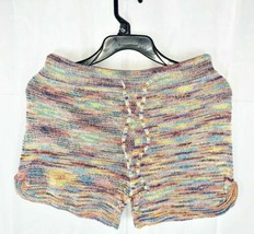 Turning Point Multicolore Tricoté Cordon Short, Petit - $19.65