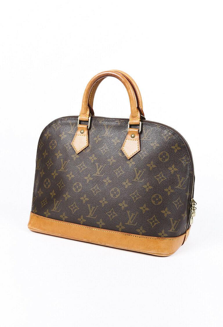 Vintage Louis Vuitton Alma PM Monogram Bag image 2