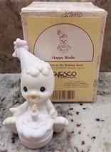 Precious Moments HAPPY BIRDIE figurine with box - $9.88
