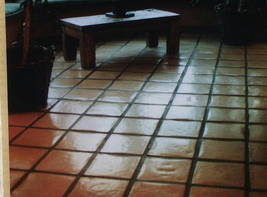 """Tile Molds 10 Olde Country Concrete Make Hundreds of 9X9"""" Tiles #0900 @ Pennies image 5"""