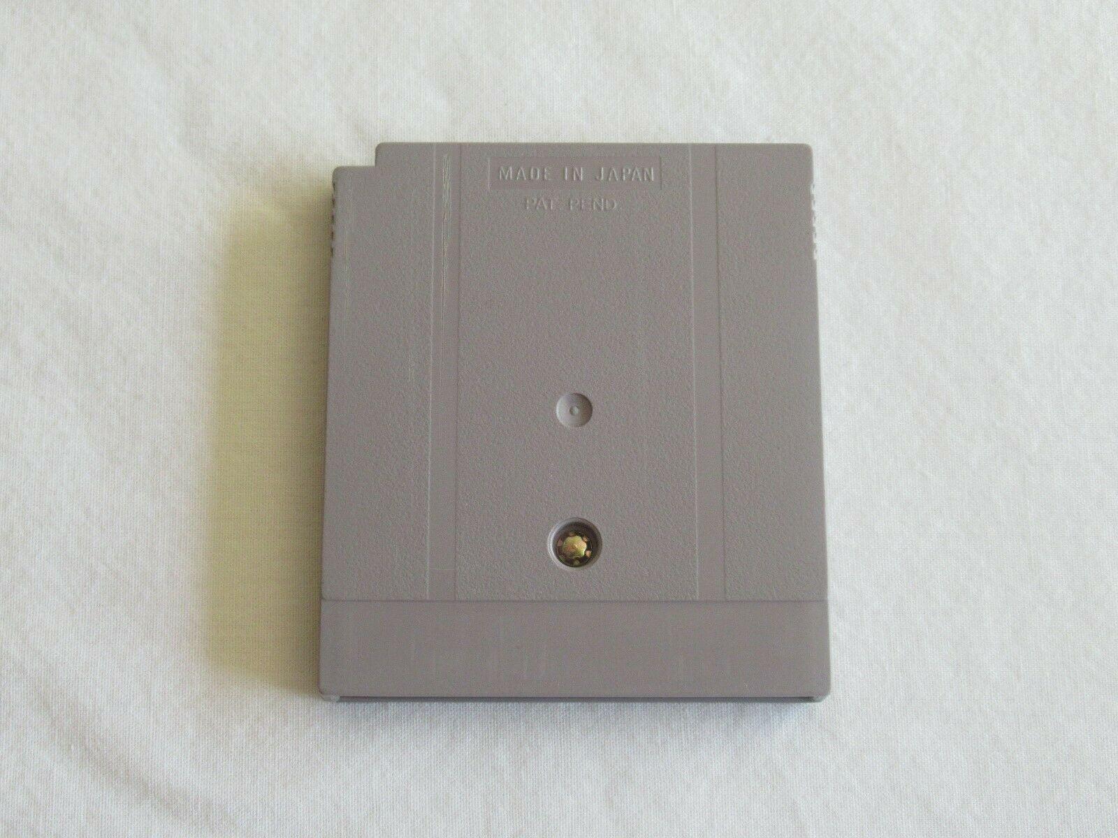Who Framed Roger Rabbit (Nintendo Game Boy, 1991) Tested and Works image 3