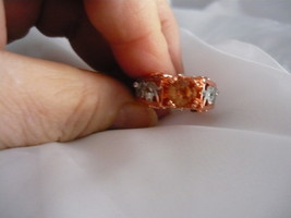 Paranormal Ring Of The Si'lat Jinn Of Money Love And Change Size 7 - $150.00
