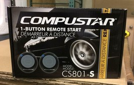 Compustar CS801-S 1 Button Remote Start Car Auto Starter (Replaced CS601-S) - $69.36 CAD