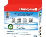 Honeywell HRF-AP1 Filter A Universal Carbon Pre-filter Pack of 1