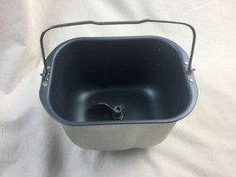 Breadman TR520 TR875 Bread Maker Machine Pan & Paddle Only Replacement - $32.71