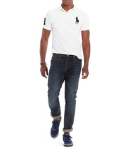 Polo Ralph Lauren Men's Short Sleeve Big Pony Logo Polo Shirt image 13