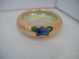 Unique Vintage Hand Painted in Japan Lusterware Bowl FREE SHIPPING G4 - $24.70